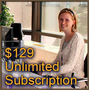 $129 Unlimited CPE Subscription