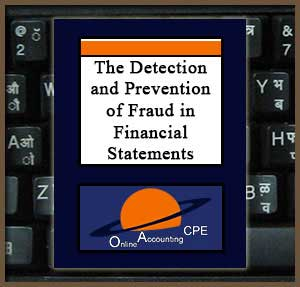the detection and prevention of fraud in financial statements